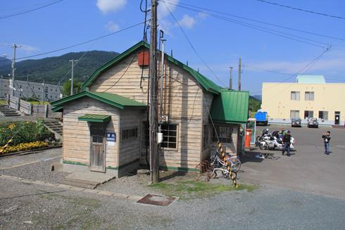 幌舞駅(鉄道員)-2