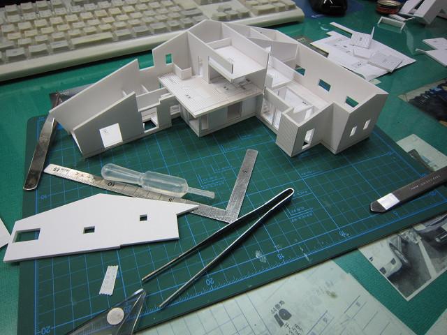 130926-模型製作中