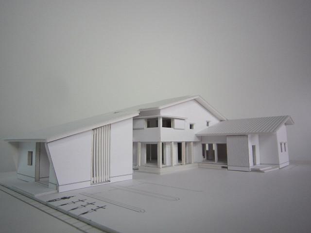 130927-白模型-長久手モデルハウス
