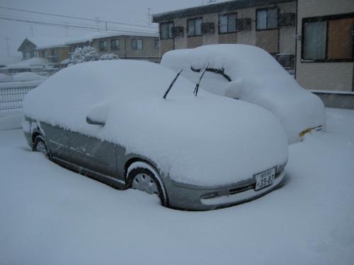 雪の現場2