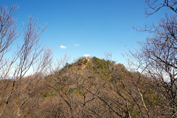 大小山登山道04