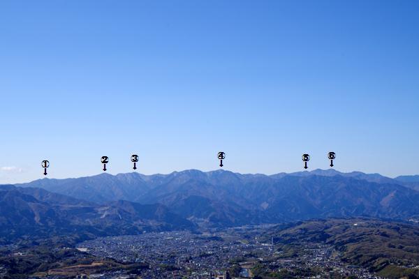 山々1から6