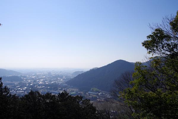 弘法山頂上02