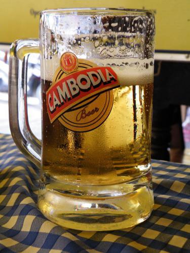 カンボジアビール 生