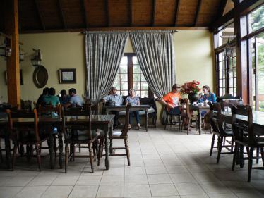ヌワラエリアの喫茶茶屋