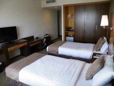 ドバイのホテル1