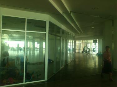 マンダレーの空港2