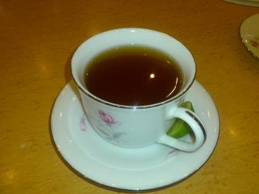 キャンディで飲んだ紅茶