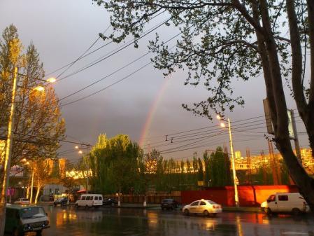 エレバンの虹