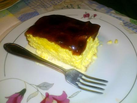 シュコドラのケーキ