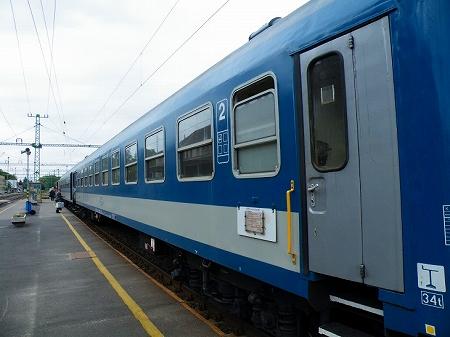 スロベニアの電車