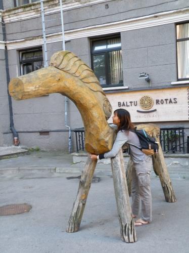 ラトビア リーガ