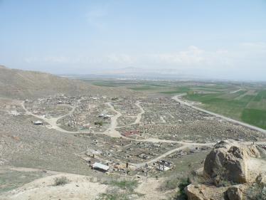 ボルビラップ頂上からの景色