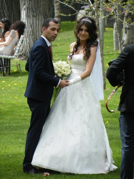 エレバンの結婚式1