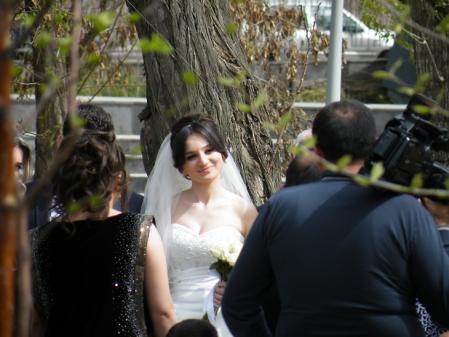 エレバンの結婚式3