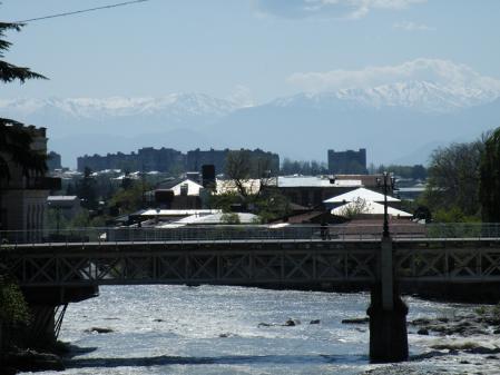 クタイシの川2