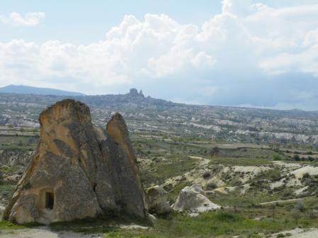 カッパドキアの奇石8