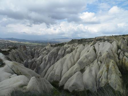 カッパドキアの奇石5