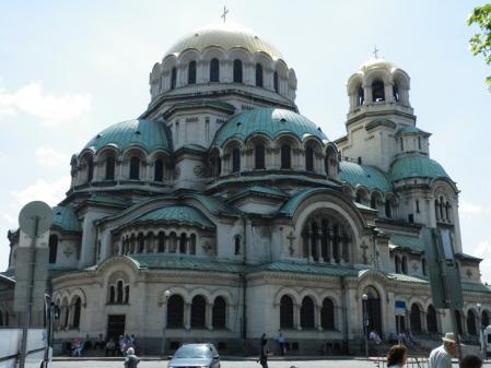 アレキサンダーネフスキー教会