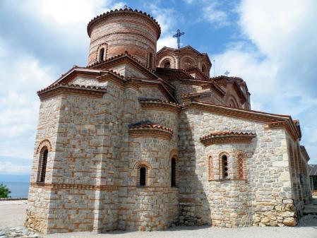 オフリドの教会