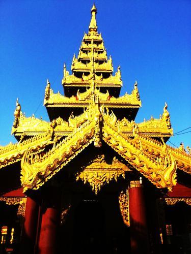 バガンの仏教建築1