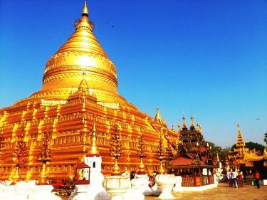 バガンの仏教建築2