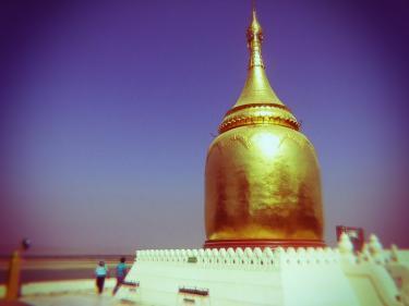 バガンの仏教建築4