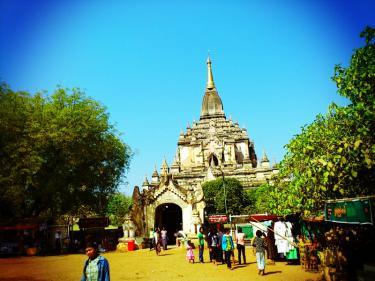 バガンの仏教建築6