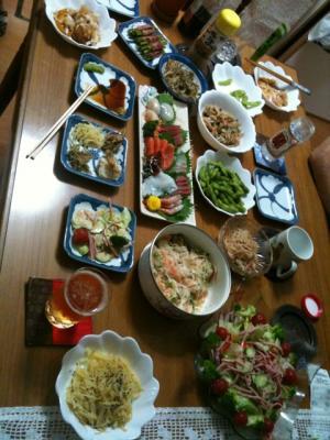 20120804_実家飯
