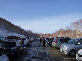 s02駐車場出発