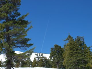 s07飛行機雲