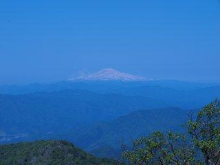 s08山伏岳山頂~鳥海山