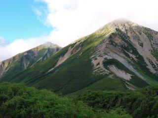 s08鷲羽岳10