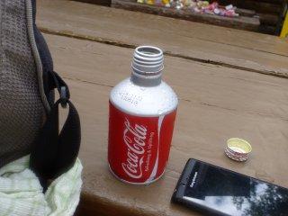 s03わさび平でコーラ