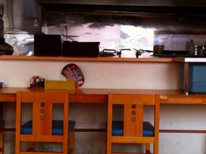 麺屋風天 店内1