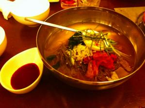 侍ホルモン3 冷麺