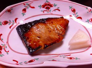 割烹 加とう 焼き魚