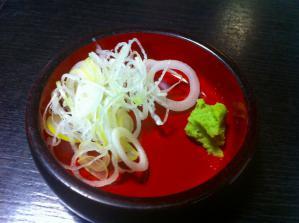 三津屋 薬味