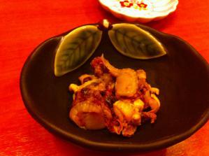 花寿司2 お通し