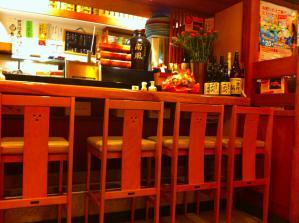 花寿司2 店内1