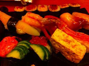 花寿司2 特上握り1