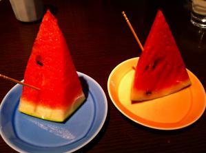 おかめ食堂 デザート