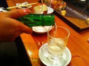 橋本屋 お酒注ぎ1