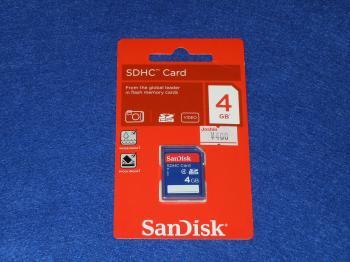 SANDISK SDSDQ-004G-B35