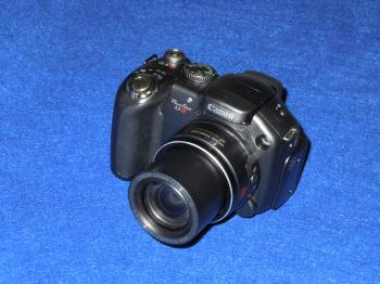 Canon PowerShot S3IS