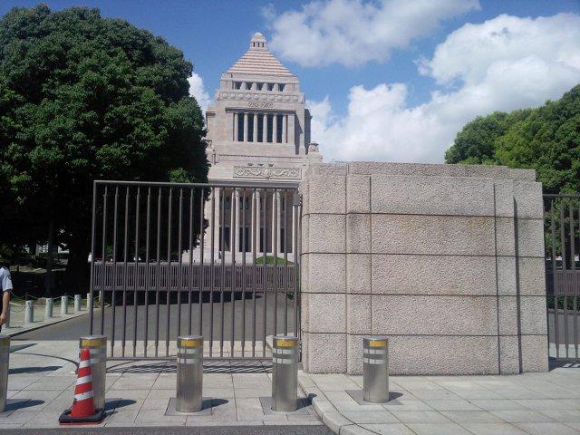 国会議事堂3