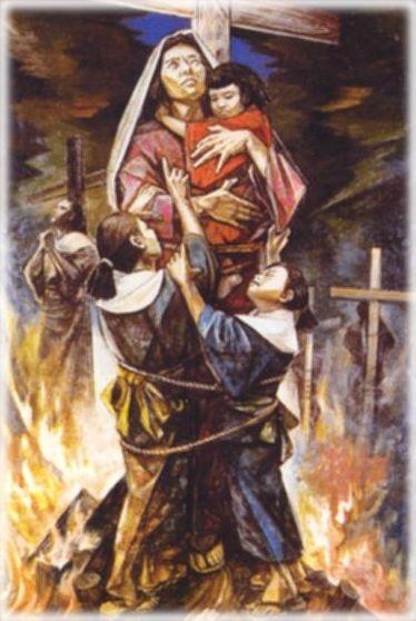 殉教者 genna