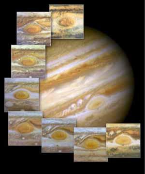 木星 redspot