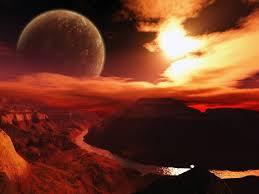 火星の風景index