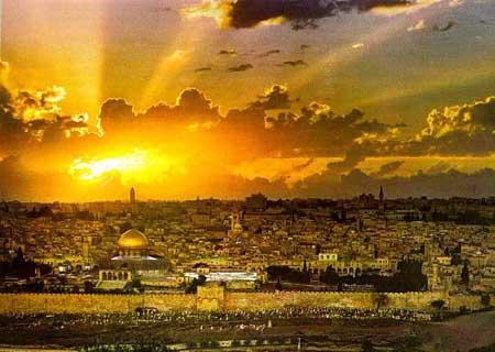 ニューエルサレムjerusalem